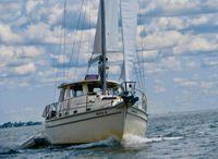 2007 Island Packet SP Cruiser Motor Sailer