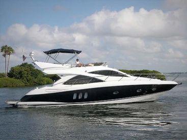 2006 50' Sunseeker-Manhattan 50 Longboat Key, FL, US