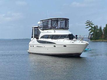 2004 42' Meridian-408 Motoryacht Kenora, ON, CA