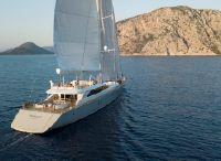 2019 Ada Yacht Flybridge Sailing Yacht