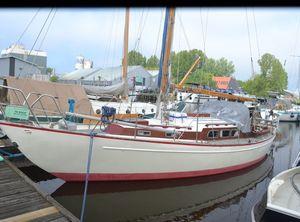 1962 Van De Stadt 36
