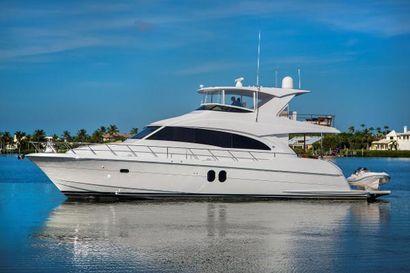 2014 60' Hatteras-60 Motor Yacht Key Largo, FL, US