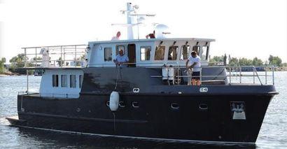 2016 56' 7'' Custom-Trawler K-1725 Rostov-on-Don, RU