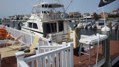 1986 54' Bertram-Convertible Ocean City, NJ, US
