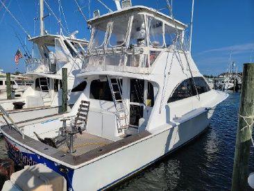 1995 48' Ocean Yachts-48 Super Sport Barnegat Light, NJ, US