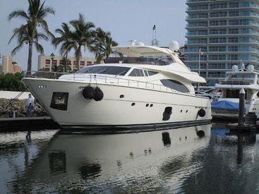 2007 88' 8'' Ferretti Yachts-881 Puerto Vallarta, Jalisco, MX