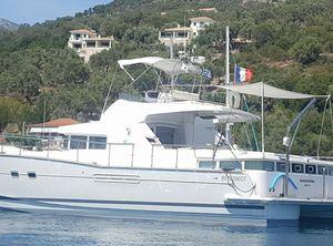 2004 Lagoon 43 Power