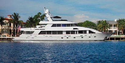 2001 127' Crescent-Custom Fort Lauderdale, FL, US