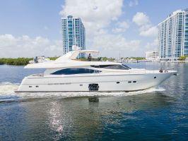 2006 83' Ferretti Yachts-830 Aventura, FL, US
