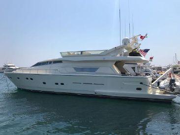 1995 73' 10'' Ferretti Yachts-225 Turkey, TR