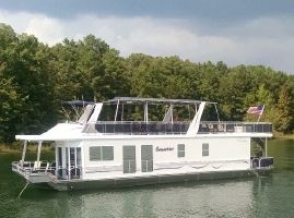 2015 60' Thoroughbred-Houseboat New Site, MS, US