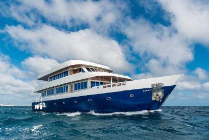 2016 110' Custom Motor Yacht-Explorer 110 Male, MV
