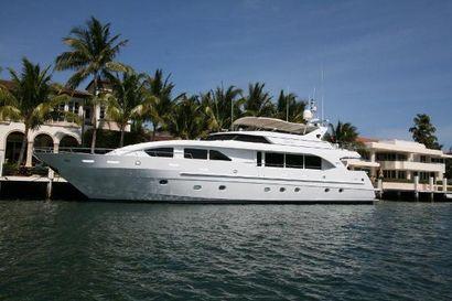 2001 95' Intermarine-Raised Pilothouse Motor Yacht Nassau, BS