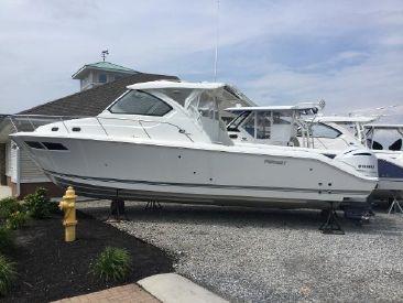 2021 36' Pursuit-OS 355 Stone Harbor, NJ, US