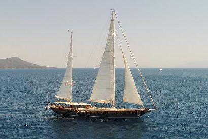 2013 132' 7'' Su Marine-Cruising Ketch Bodrum, TR