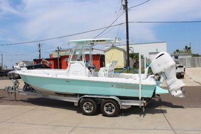 2020 24' Everglades-243 Port Aransas, TX, US