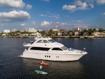2008 72' Hatteras-Motor Yacht Fort Lauderdale, FL, US