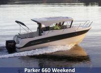 2021 Parker 660 Weekend