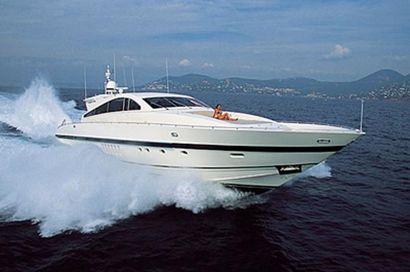 2002 89' Leopard-89 Open Port St Laurent, FR