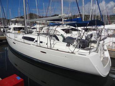 2012 54' Beneteau-Oceanis 54 Tortola, VG