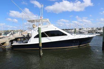 2001 52' Ocean Yachts-52 SUPER SPORT Beaufort, NC, US