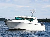 2022 Delta Powerboats 40 Walk Around