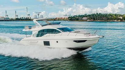 2019 55' Azimut-55 Miami, FL, US