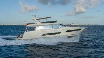 2018 68' Prestige-680 Naples, FL, US