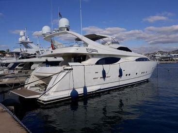 2001 94' 6'' Ferretti Yachts-94 Custom Line El kantaoui, TN
