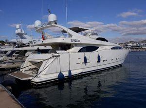 2001 Ferretti Yachts 94 Custom Line