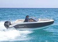 2021 Quicksilver Activ 555 Bowrider