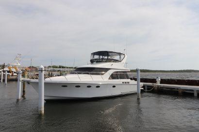 1997 42' Ocean Alexander-Sedan Bridge Gulf Breeze, FL, US