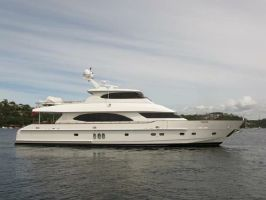2007 90' 3'' Hargrave-90 Motor Yacht Sydney, NSW, AU