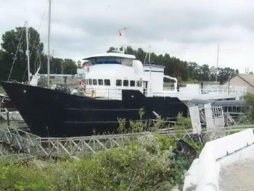 1973 120' Houseboat-Floating Accommodation Vancouver, BC, CA