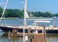1988 Little Harbor 53