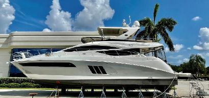 2016 59' Sea Ray-590 FLY BRIDGE Stuart, FL, US