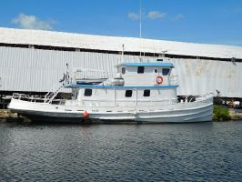 1952 70' Tugboat-Hawser Tug Miami, FL, US