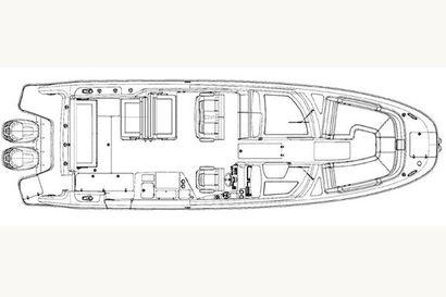 2016 32' Boston Whaler-320 Vantage Sarasota, FL, US