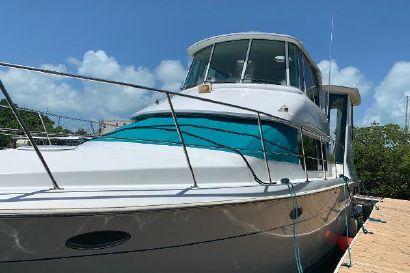 1997 50' Carver-500 Cockpit Motor Yacht Summerland Key, FL, US