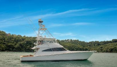 2019 68' Viking-68 Convertible Quepos, Puntarenas, CR