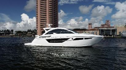 2021 50' Cruisers Yachts-50 Cantius Boca Raton, FL, US
