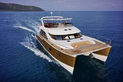2014 65' Custom-Bakri Cono Shipyard Pattaya City, TH