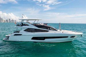 2015 75' Sunseeker-75 Yacht Aventura, FL, US