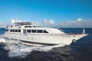 2000 103' Broward-Motor Yacht Fort Lauderdale, FL, US