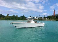 2019 Xcelerator Boatworks Custom Carolina Center Console