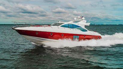 2007 68' Azimut-68S Coral Gables, FL, US