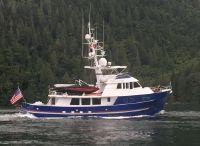 1988 Delta Marine Long Range Motoryacht