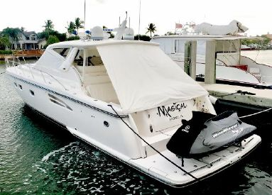 2002 52' Tiara Yachts-5200 Express Boca Raton, FL, US