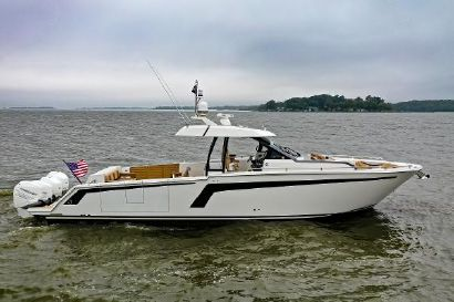 2020 45' Ocean Alexander-45 Divergence Middle River, MD, US