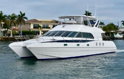 1997 64' Prout International-Panther 64 Lighthouse Point, FL, US